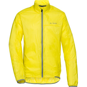 VAUDE Air III Jas Heren geel